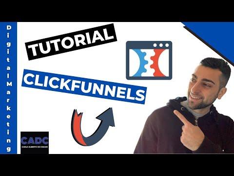 Come Creare Una Video Spoiler Box In Clickfunnels – Tutorial