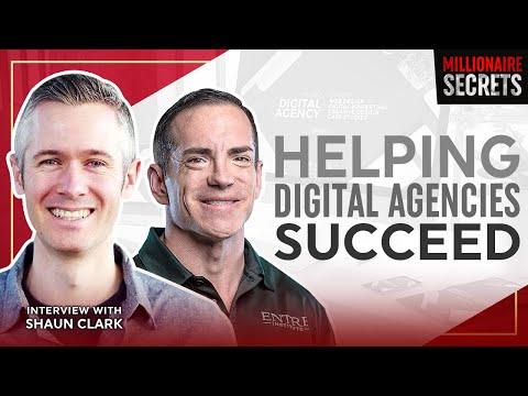 "SHAUN CLARK   The ""Go High Level"" Multi-Millionaire Software Developer   Millionaire Secrets"