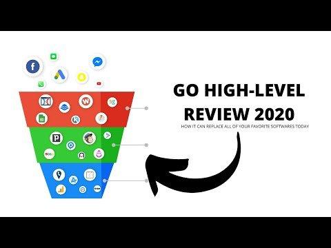 Go High Level Agency & Marketers Complete Marketing Platform