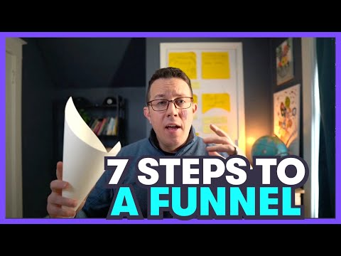 How to build a SALES FUNNEL from scratch (step-by-step breakdown)