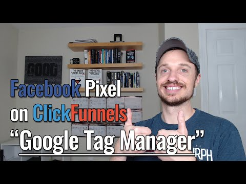 Track Facebook Pixel Conversions on ClickFunnels with the Google Tag Manager