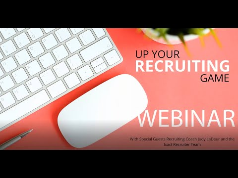 Up Your Recruiting Game with Special Guest Judy Ladeur