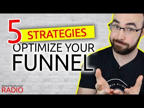 Sales Funnel Optimization – 5 Conversion Strategies