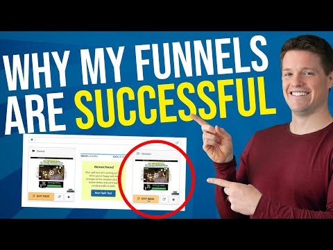 Why my funnels are successful…I do THIS with every launch..