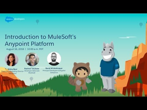Introduction to MuleSoft Anypoint Platform
