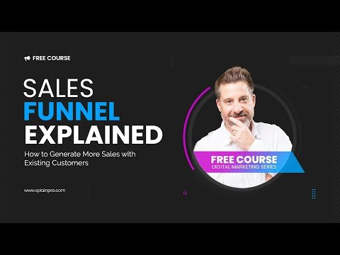 Sales Funnel for Beginners: How to Generate More Sales with Existing Customers [Tutorial]