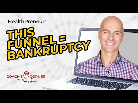 The Sales Funnel Strategy That Will Bankrupt You