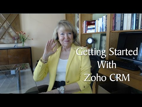 Zoho CRM Training: Getting Started