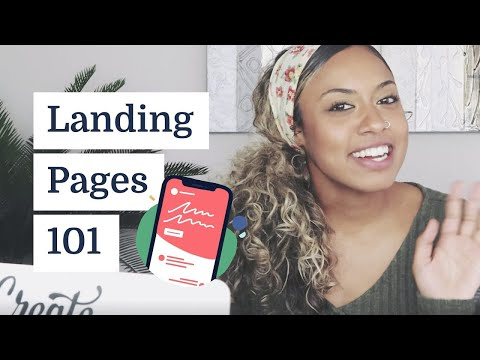 How to create and customize a landing page in minutes with ConvertKit