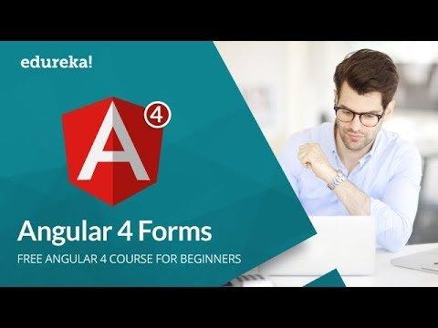 Angular 4 Forms – Part 1 | Angular 4 Form Validation | Angular 4 Template Driven Forms | Edureka