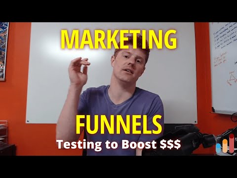 Marketing Funnel Launch: Testing Strategy