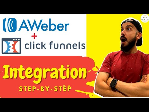 Integrating Aweber signup forms with Clickfunnels: Step-By-Step Guide 2021