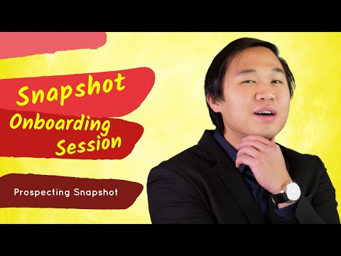 Prospecting Snapshot & Onboarding Snapshot Review [ GO HIGH LEVEL | GHL ]