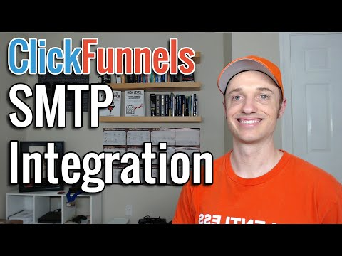 How to Setup an SMTP Service with ClickFunnels