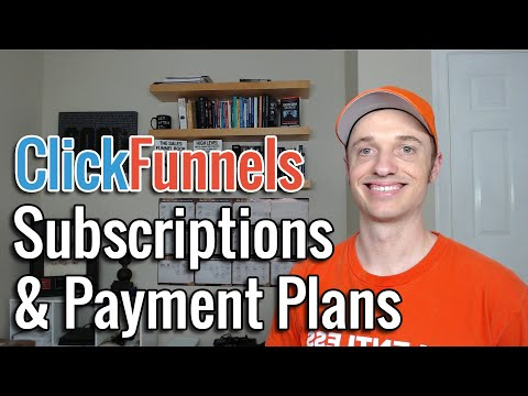 [ClickFunnels + Stripe] Subscription and Payment Plan Products
