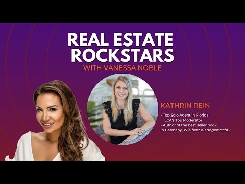 Real Estate Rock Star With Vanessa Noble