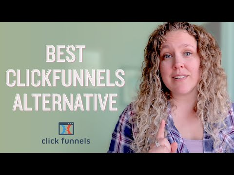 THIS is the Clickfunnels Alternative You Need Now!
