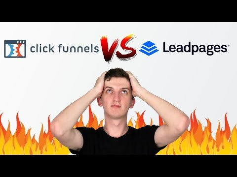 Clickfunnels vs Leadpages – Which One Is Better?