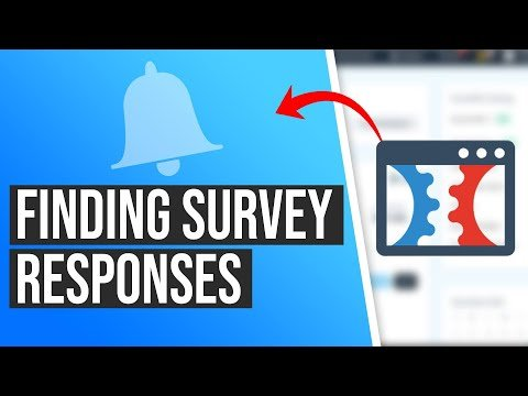 How to Find Survey Responses to a Survey Funnel in ClickFunnels