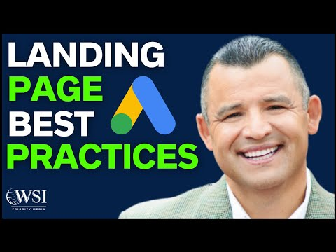 Google Ads Landing Page Best Practices