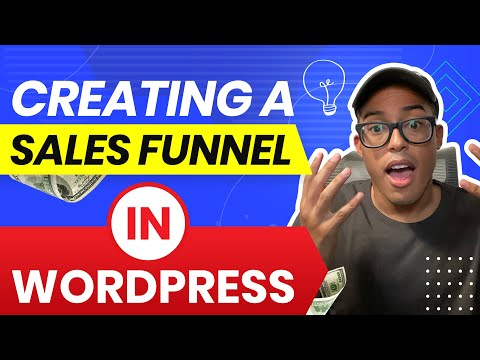 Creating A Sales Funnel In WordPress | Free Upsell Plugin