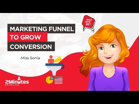 4 Steps of Marketing Funnel to Make Awareness Your Customers About Your Brand  | 2 Minutes Branding