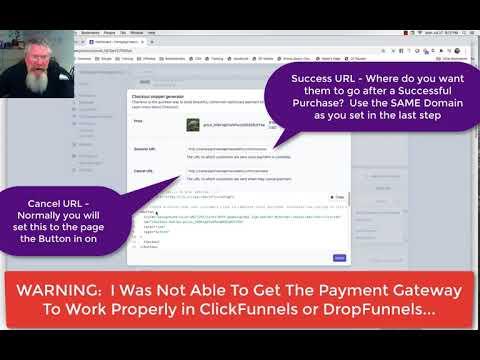 Social Funnel Hacks   Embedding A ClickFunnels Page Into WordPress 2021