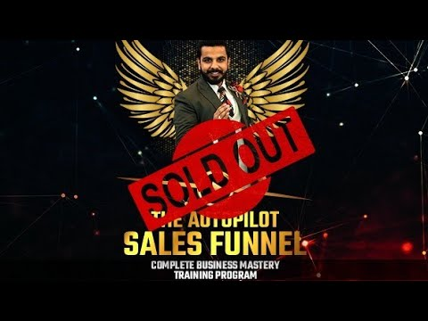 Auto Pilot Sales Funnel | Latest Digital Marketing Strategies for 30x Business Growth | GoSelfMade