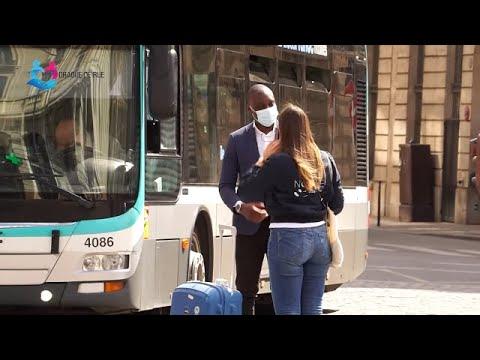 Comment draguer une femme avec classe dans la rue