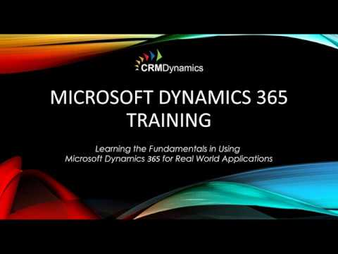 Microsoft Dynamics 365   Advanced Customizations