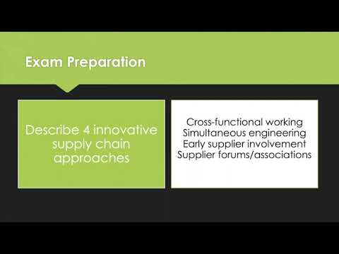 L5M4 Exam Preparation Tips with sample questions