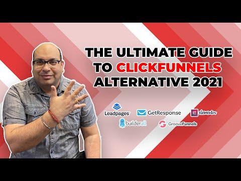 Best Clickfunnels Alternative Clickfunnels Alternatives