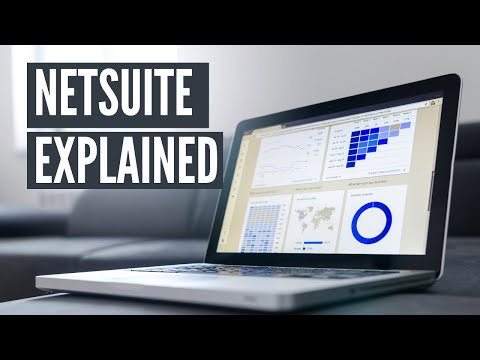 Netsuite Overview and Demonstration – #1 Deployed Cloud ERP in 2020