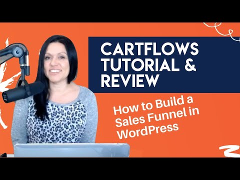 Cartflows Tutorial & Review: How to Build a Sales Funnel with WordPress