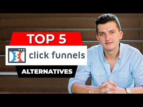 BETTER THAN ClickFunnels?! Best ClickFunnels Alternatives For Making Money!