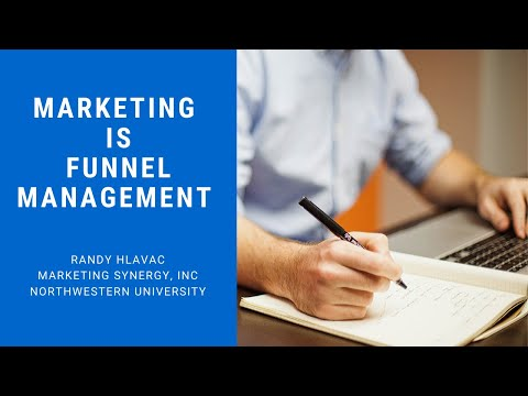 Marketing is Performance Funnel Management