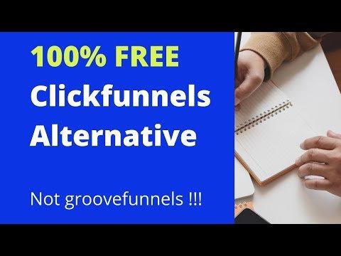 Best Clickfunnels alternative for FREE_
