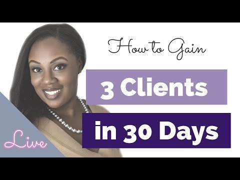 Gain Coaching Clients in 30 Days   Marketing Sales Funnel Stages
