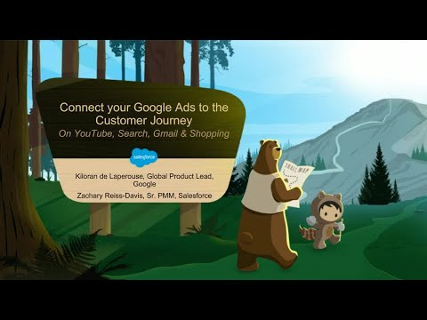 Connect your Google Ads to the Customer Journey