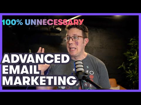 I automated a DUAL email marketing system