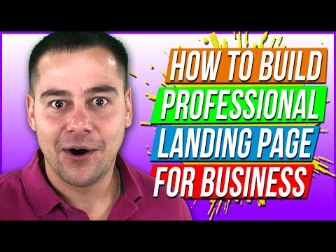 How to Build A Landing Page For Free 🔥 Step-by-Step For Beginners