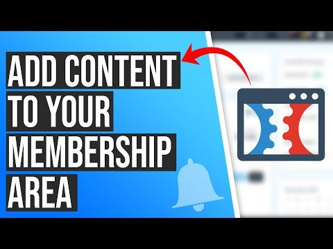How to add Content to your Membership Area in ClickFunnels