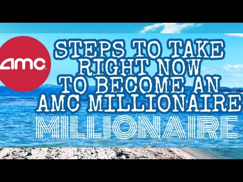 Buy 10 SHARES MIN AMC NOW! How the AMC Market cap will be Manipulated into 40 trillion $100,000