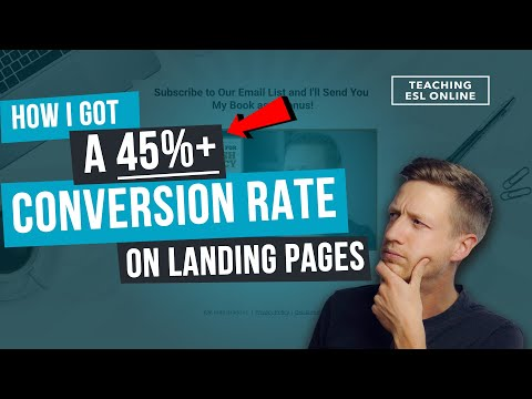 The Secrets to Getting a 40%+ Conversion Rate on Your Landing Page (3 Examples)