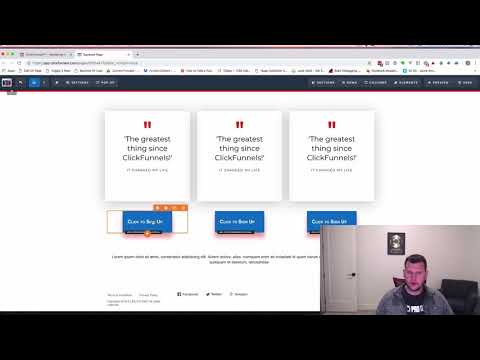 How To Open A ClickPop With A Button In ClickFunnels