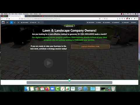 ClickFunnels – How To Add Overlay To Background Image (NO Coding)