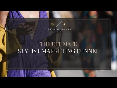 BUY NOW! Your Ultimate Stylist Marketing Funnel!