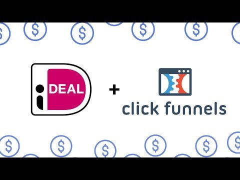 iDEAL Payments in ClickFunnels   Funnelish