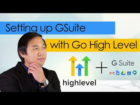 How to create your Gsuite account for Go High Level (GHL) SMTP Integration