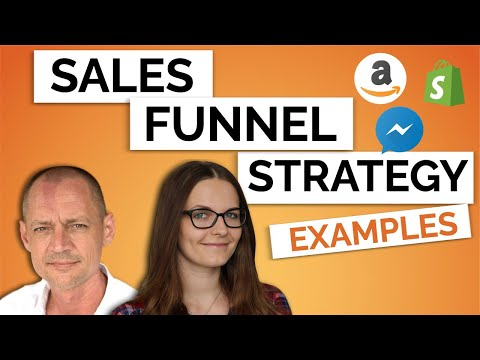 Visual E-Commerce Sales Funnel Strategy When Selling Outside Amazon